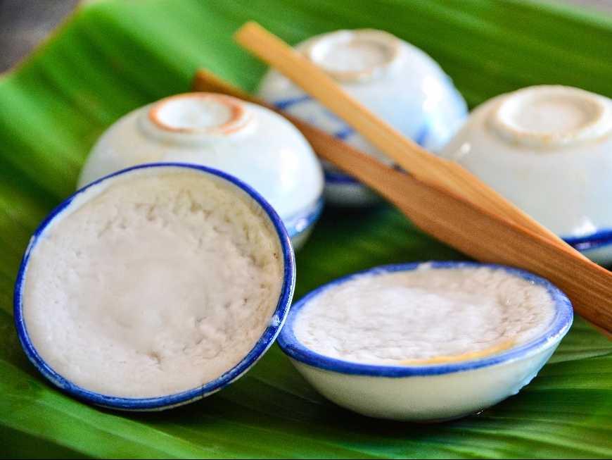 ขนมถ้วย เมนูโบราณที่อยู่ในใจของคนรุ่นใหม่ได้ไม่ยาก