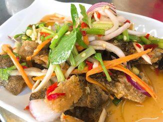 ยำปลาสลิดเมนูเด็ด อาหารที่ยิ่งกินก็ยิ่งแซ่บถึงใจ