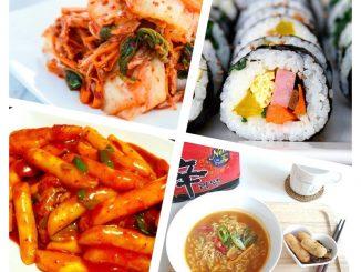 แนะนำอาหารยอดนิยมจาก Series เกาหลี