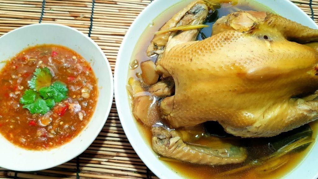 อาหารต้มน้ำปลา 1