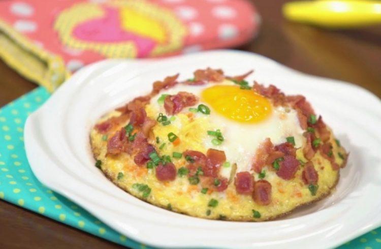 อาหารไข่ดาว 2