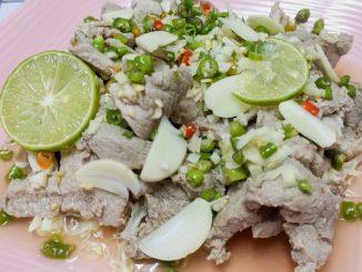 อาหารจากมะนาว 2
