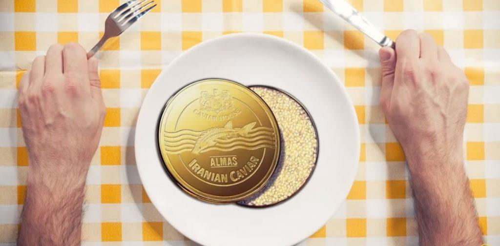 อาหารแพงที่สุดในโลก 3