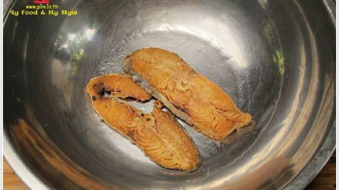 ข้าวผัดคะน้าปลาเค็ม 3