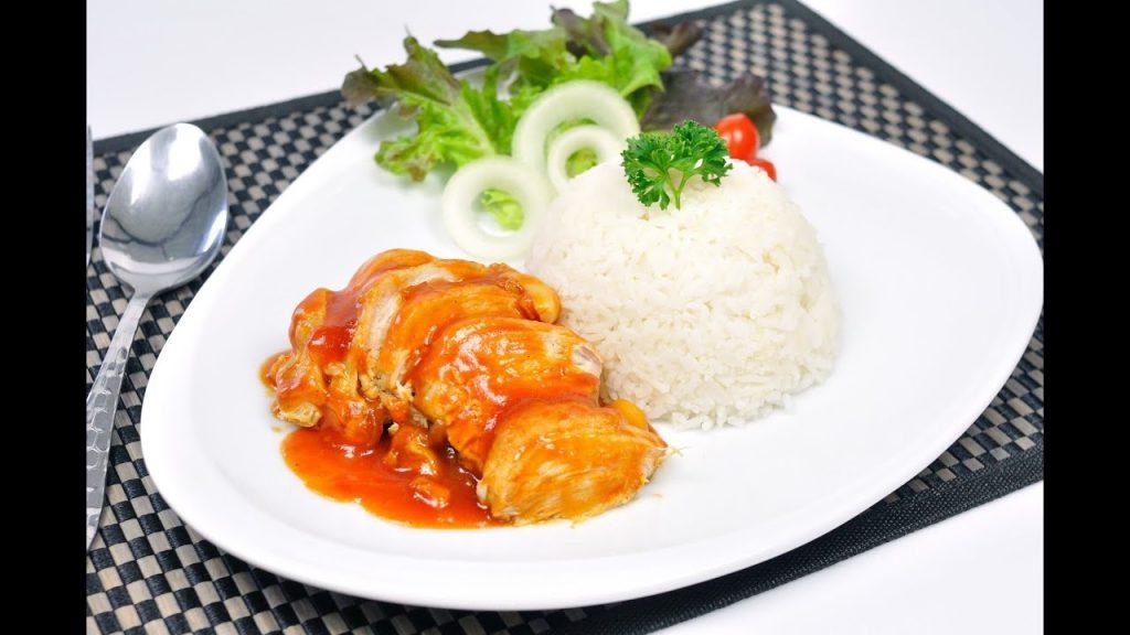 อาหารจากไก่ 1