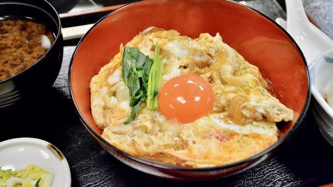 อาหารสามัญประจำบ้าน ของไทยและญี่ปุ่น