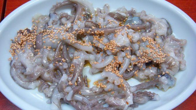 อาหารเกาหลีสุดแปลก 3