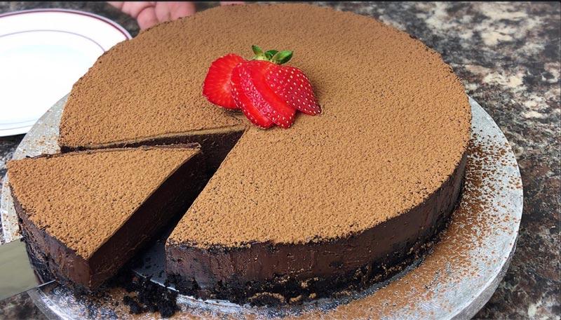 เค้กช็อคโกแลต
