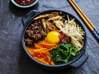 อาหารจานเดียวแบบเกาหลี