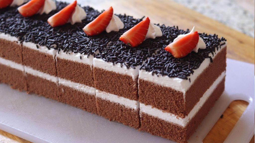 เมนูเค้ก