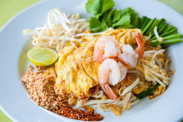 ผัดไท อาหารไทย