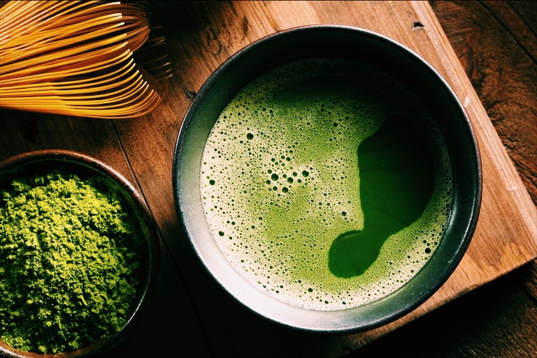 ชาเขียวและมัทฉะ