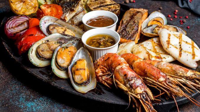 ร้าน Buffet Seafood