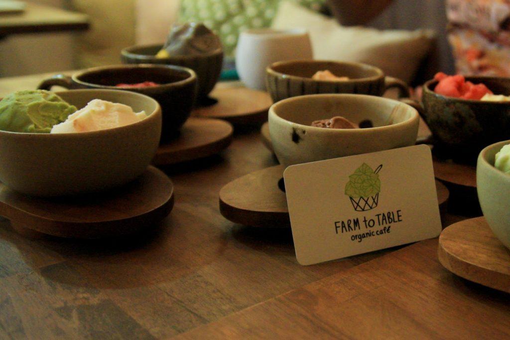 Farm to Table Organic Café