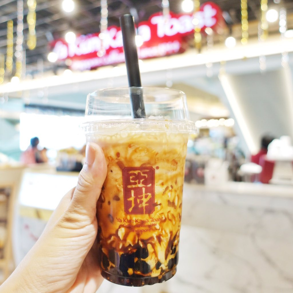 ร้านชานมไข่มุก Icom Siam