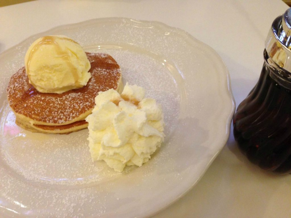 ร้าน Pancake cafe ปิ่นเกล้า