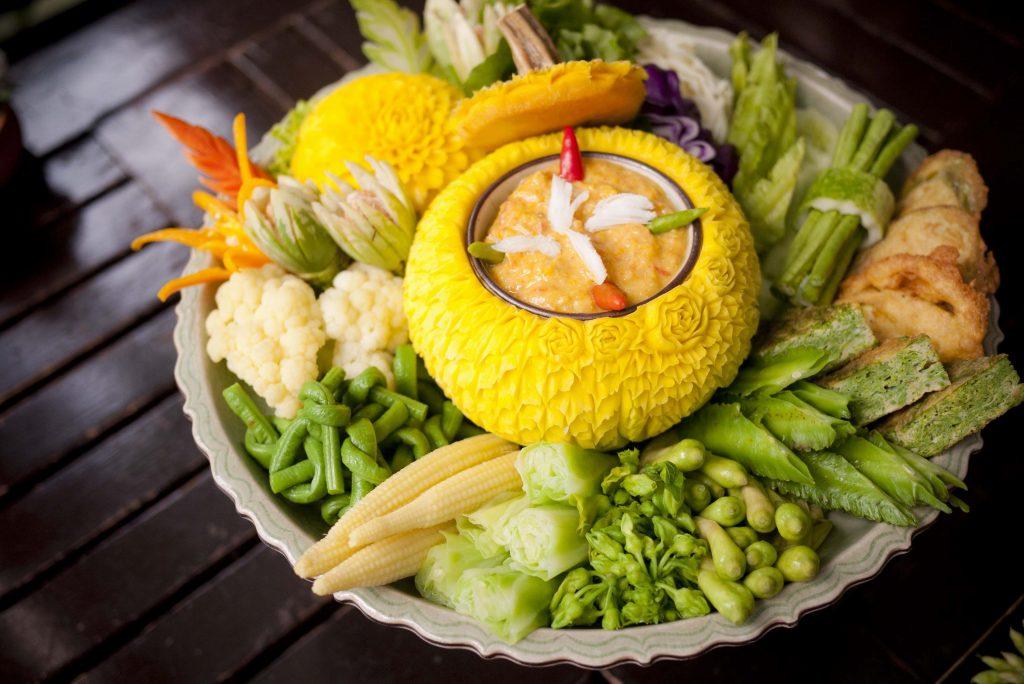 อาหารไทยชาววัง สมัยอยุธยา
