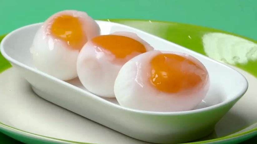 วิธีการต้มไข่ให้สุกตามเวลา