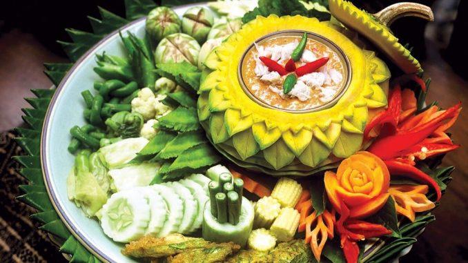 อาหารไทยชาววัง