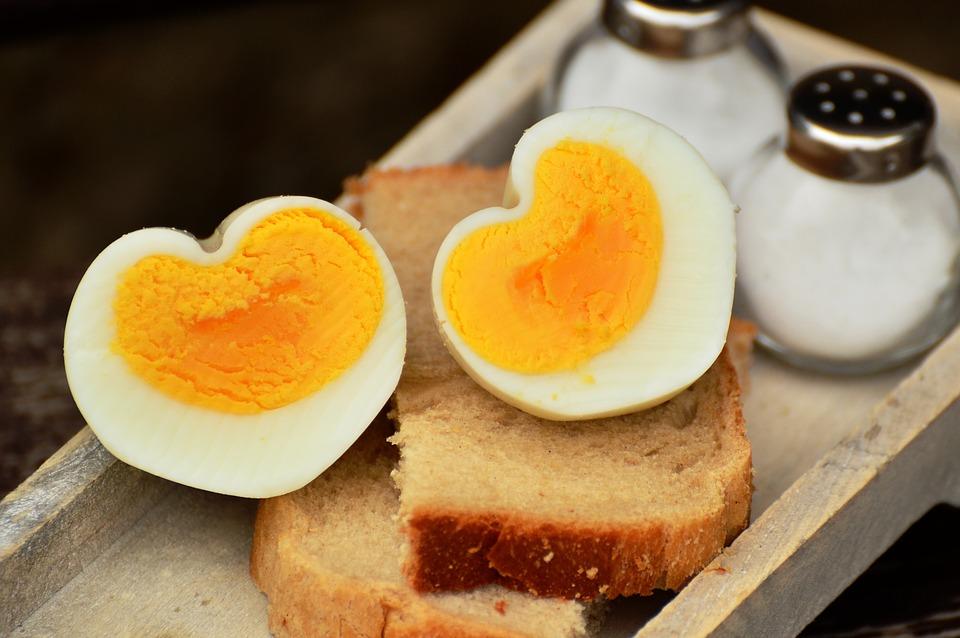 วิธีการต้มไข่ให้สุก ในระดับต่าง ๆ