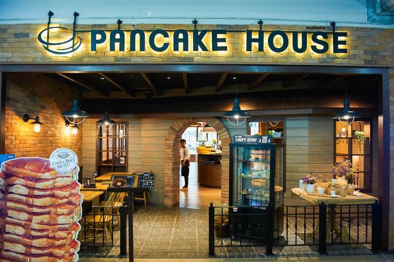 ร้าน Pancake cafe