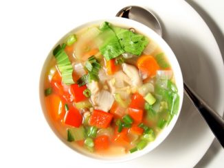 น้ำซุปผัก