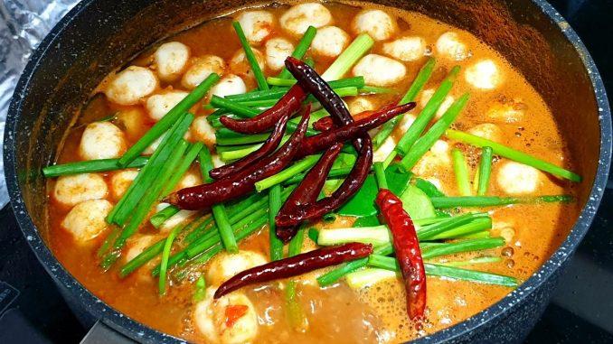 ขนมจีนน้ำยาป่าปลากระป๋อง