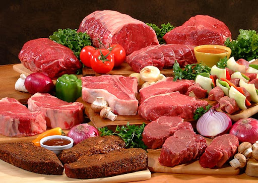 อาหารบำรุงครรภ์ - กลุ่มเนื้อสัตว์