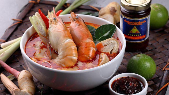 5 เมนู อาหารไทยที่ได้รับความนิยม